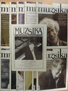 Dalos Anna - Muzsika 2001. január-december [antikvár]