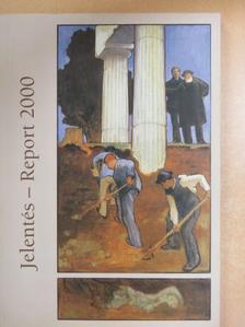 Békefi Eszter - Jelentés - Report 2000 [antikvár]