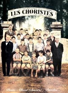 COULAIS - LES CHORISTES PIANO - CAHNT (CHOEURS) - PAROLES
