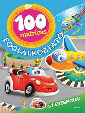 100 matricás foglalkoztató - Járművek