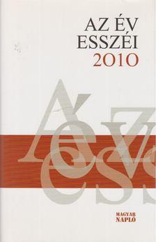 Rosonczy Ildikó - Az év esszéi 2010 [antikvár]