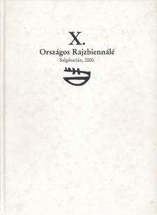 Wehner Tibor - X. Országos Rajzbiennálé [antikvár]