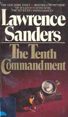 SANDERS, LAWRENCE - The Tenth Commandment [antikvár]