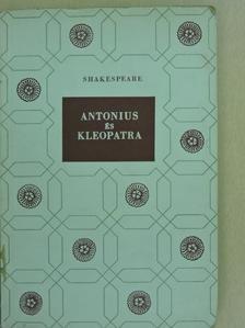 Shakespeare - Antonius és Kleopatra [antikvár]
