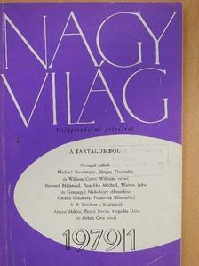 Angelika Mechtel - Nagyvilág 1979. január [antikvár]