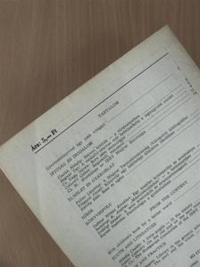 Ardó Mária - Könyv és Nevelés 1979/1-6. [antikvár]