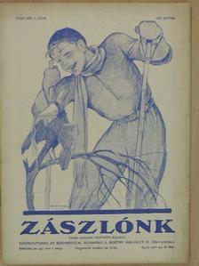 Puszta Sándor - Zászlónk 1934. január [antikvár]