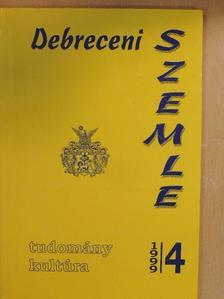 Bán D. András - Debreceni Szemle 1999. december [antikvár]