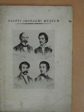 Magyar írók arcképei XIX-XX. század [antikvár]