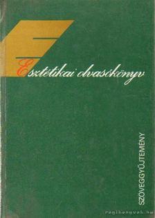 Kis Tamás - Esztétika olvasókönyv - Szöveggyűjtemény [antikvár]