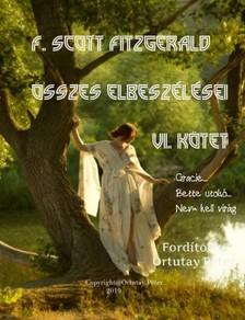 F. Scott Fitzgerald - F. Scott Fitzgerald összes elbeszélései - VI. kötet [eKönyv: epub, mobi]