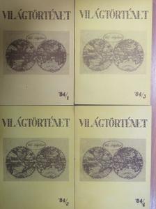 A. Gontar - Világtörténet '84/1-4. [antikvár]