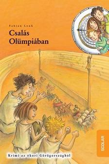 Fabian Lenk - Csalás Olümpiában - Idődetektívek 10.