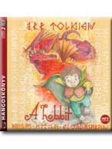 J. R. R. Tolkien - A HOBBIT - HANGOSKÖNYV - 2 CD -