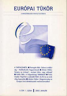 Forgács Imre - Európai tükör 2005. január [antikvár]