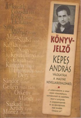 KEPES ANDRÁS - Könyvjelző [antikvár]