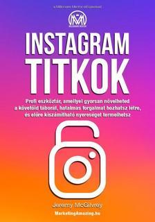 Jeremy McGilvrey - Instagram titkok