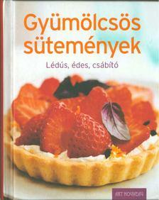 Gyümölcsös sütemények [antikvár]