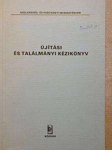 Vincze Attila - Újítási és találmányi kézikönyv [antikvár]