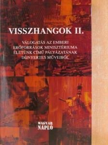 Csonka Miklós - Visszhangok II. [antikvár]