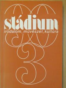 Albert Gábor - Stádium 1990. Ősz/Stadium 1990. Herbst [antikvár]
