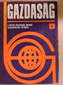Ádám György - Gazdaság 1967. november [antikvár]