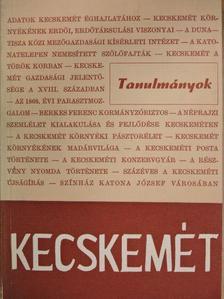 Dr. Szilágyi Tibor - Kecskemét [antikvár]