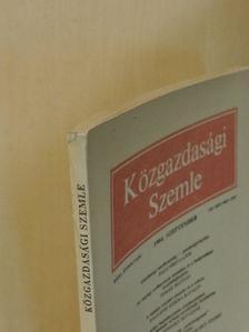 Botos Katalin - Közgazdasági Szemle 1984. szeptember [antikvár]