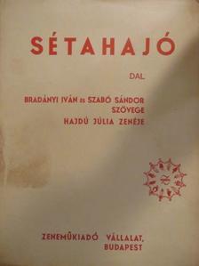 Bradányi Iván - Sétahajó [antikvár]