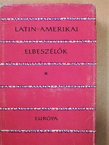 Adalberto Ortiz - Latin-amerikai elbeszélők [antikvár]