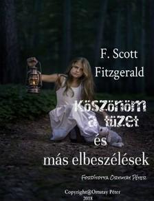 F. Scott Fitzgerald - Köszönöm a tüzet és más elbeszélések [eKönyv: epub, mobi]