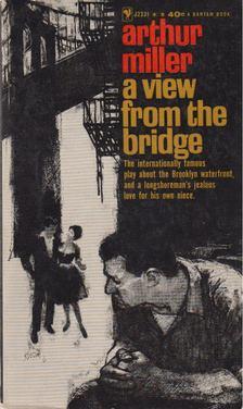 Arthur Miller - A View from the Bridge [antikvár]