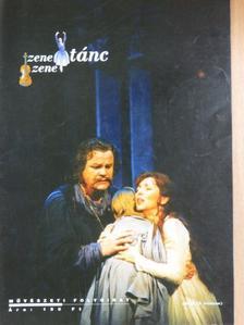 Csák P. Judit - Zene-Zene-Tánc 2002/3. [antikvár]