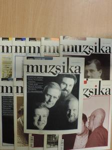 Bán Zoltán András - Muzsika 2002. (nem teljes évfolyam) [antikvár]