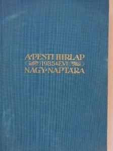 Balla Antal - A Pesti Hírlap Nagy Naptára 1935 [antikvár]