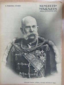 Saád Béla - Nemzeti Magazin 1930. augusztus 24. [antikvár]