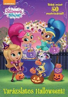 Shimmer és Shine - Varázslatos Halloweent!