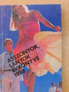 Farkas György - Asszonyok, lányok évkönyve 1988 [antikvár]