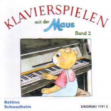 SCHWEDHELM - KLAVIERSPIELEN MIT DER MAUS BAND 2 CD MELL.