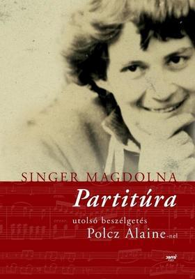 Singer Magdolna - Partitúra - új borítóval