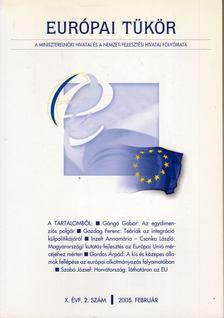 Forgács Imre - Európai tükör 2005. február [antikvár]