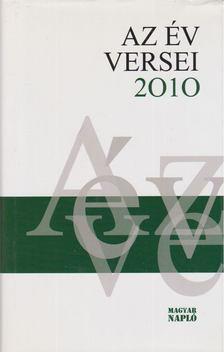 Szentmártoni János - Az év versei 2010 [antikvár]