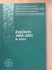 Bessenyei István - Évkönyv 2004-2005 III. [antikvár]
