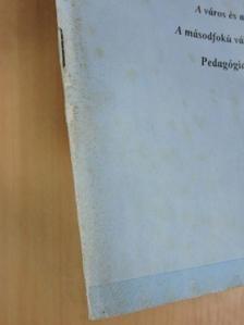 Barta György - Család, gyermek, ifjúság 1995/3-4. [antikvár]