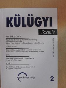 Folk György - Külügyi Szemle 2008/2. [antikvár]