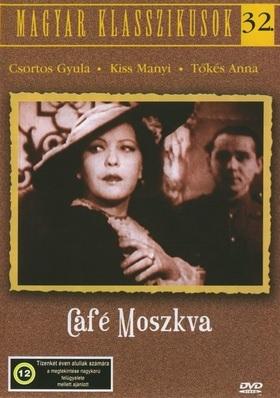 Székely István - CAFÉ MOSZKVA  DVD  /MAGYAR KL. 32./