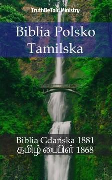TruthBeTold Ministry, Joern Andre Halseth, Bartholomäus Ziegenbalg - Biblia Polsko Tamilska [eKönyv: epub, mobi]