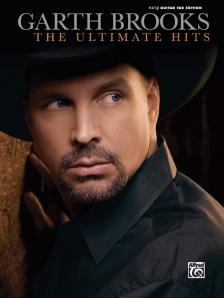 BROOKS, GARTH - GARTH BROOKS - THE ULTIMATE HITS - EASY GUITAR TAB EDITION