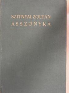 Szitnyai Zoltán - Asszonyka [antikvár]