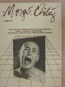 Appel Béla - Mozgó Világ 1987. július [antikvár]
